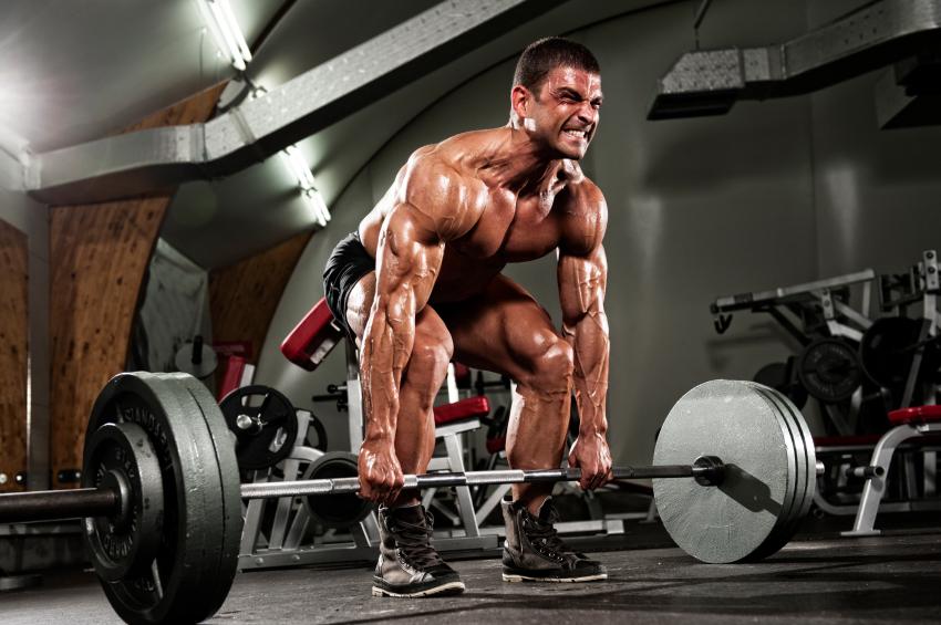 Styrkelabbets träningsprogram marklyft