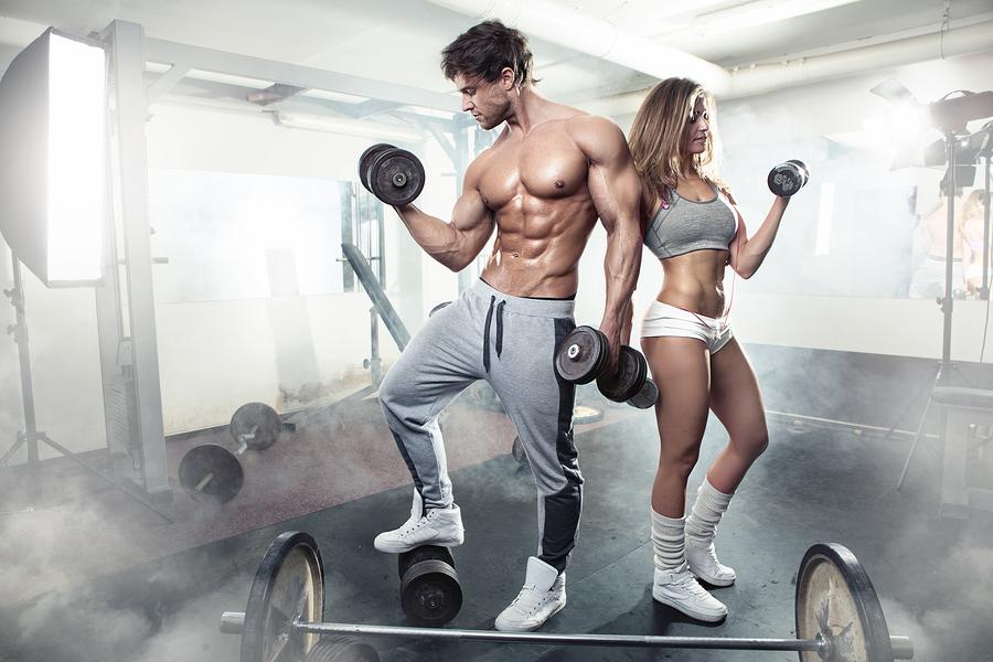 Bygga muskler snabbt schema