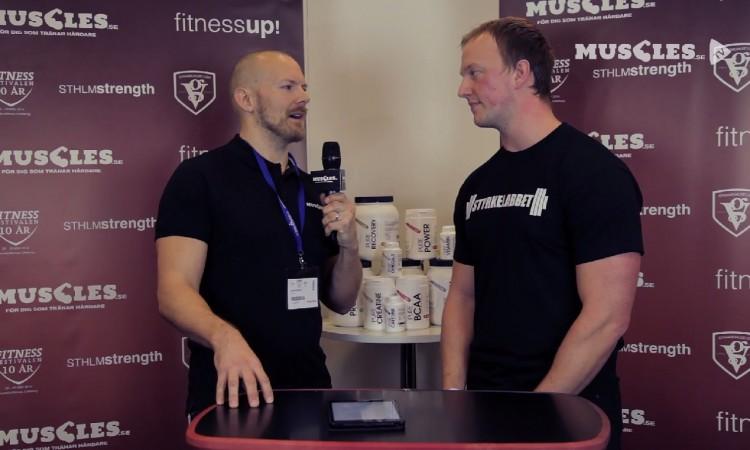 Daniel Richter MuscleTV