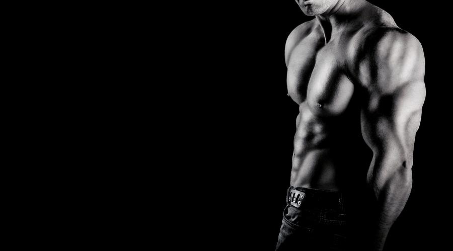 Jag har aldrig dejtat en bodybuilder okej