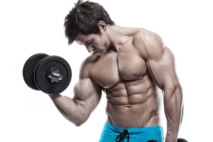 Börja styrketräna
