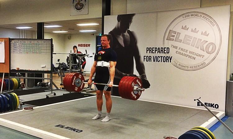 Periodisering av träning för styrkelyft