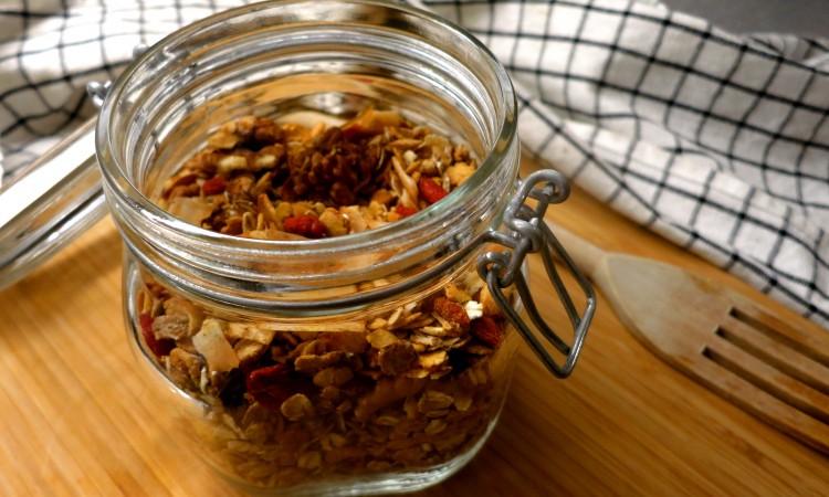 Recept nyttig musli