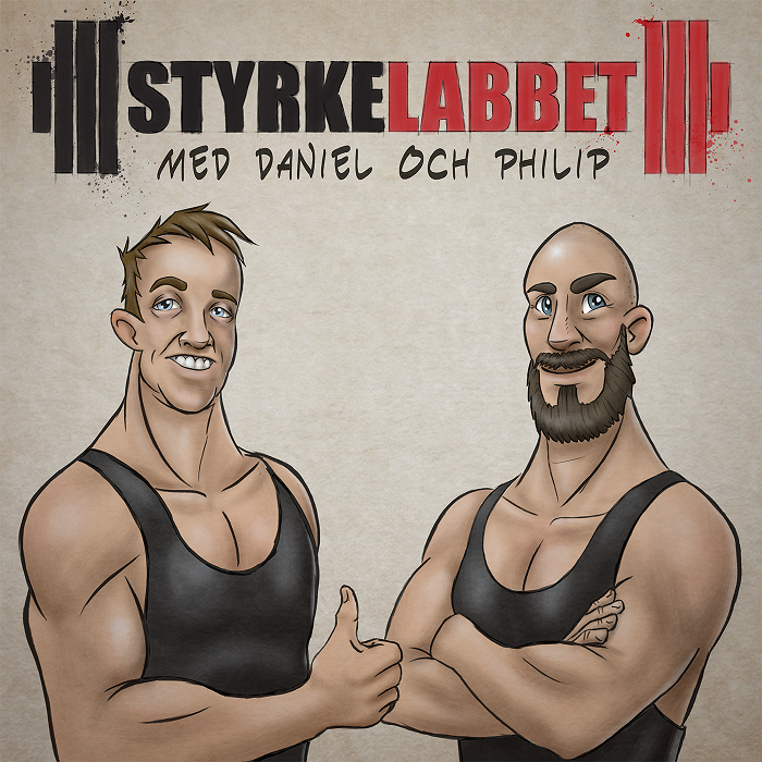 Styrkelabbets podcast