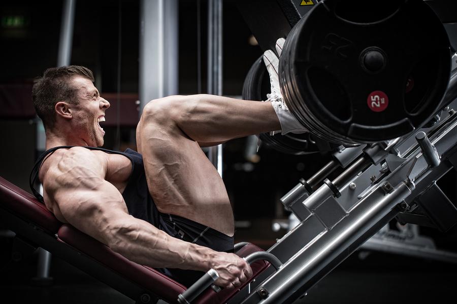 Benträning träningsfrekvens