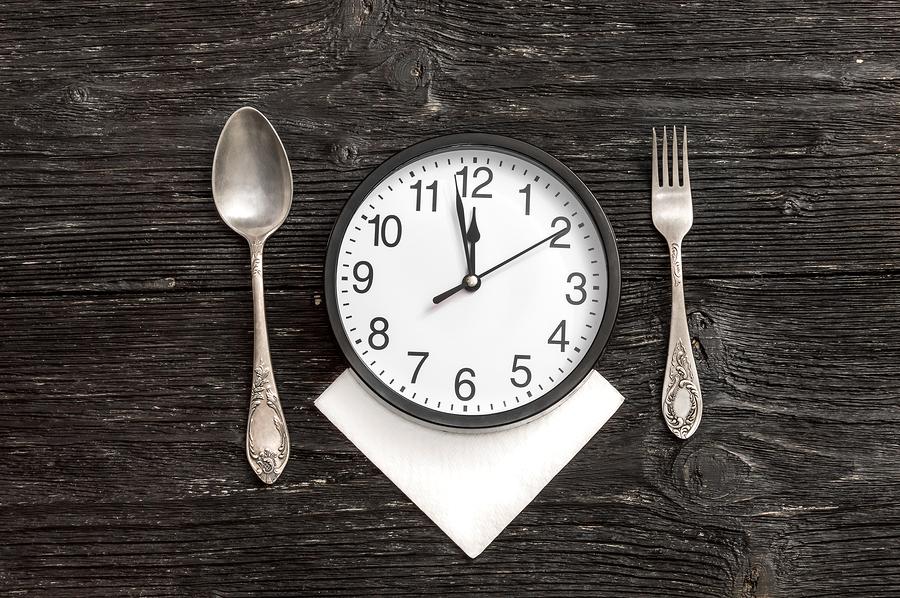 Äta kolhydrater sent på kvällen
