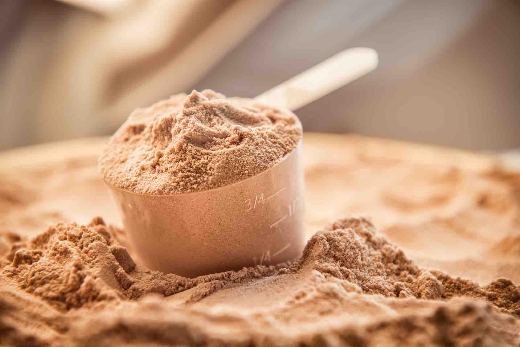 Protein efter styrketräning