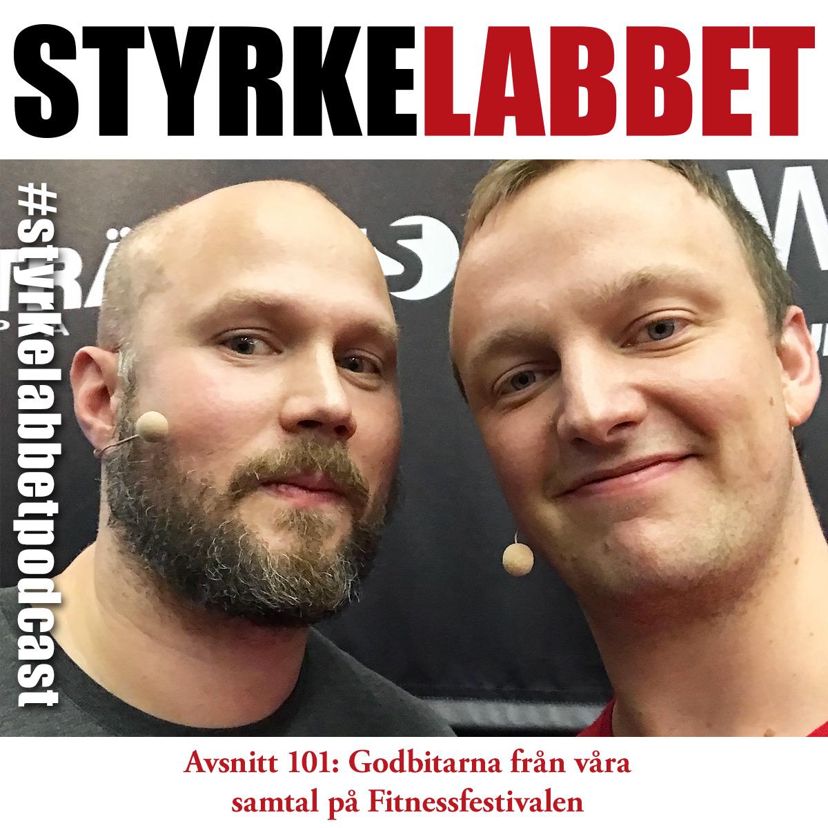 Styrkelabbet podcast 101