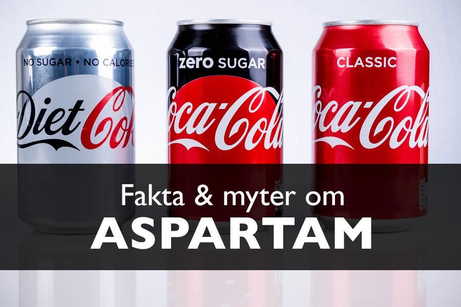 Aspartam: fakta & myter, av Anki Sundin