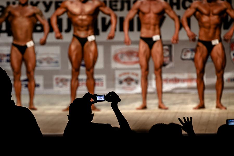Så påverkas kroppen av en tävlingsdiet