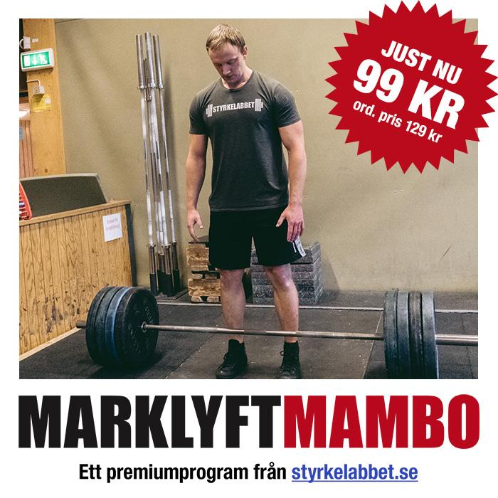 Marklyft Mambo IG