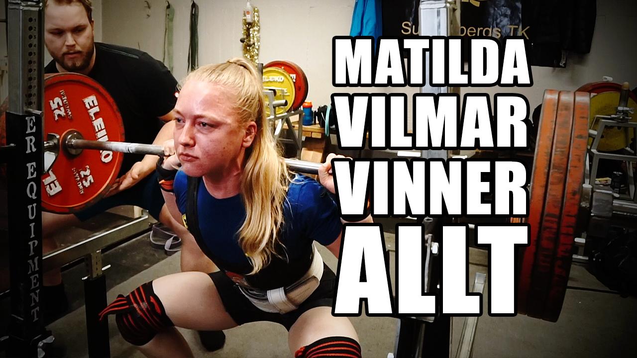 Intervju med Matilda Vilmar