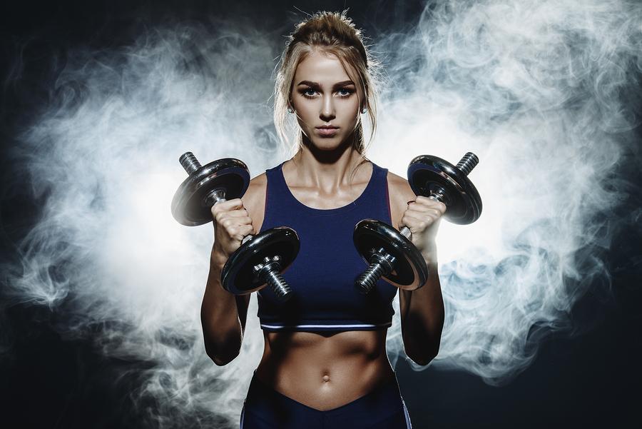 Träningsfrekvens effekt på muskeltillväxt och styrka