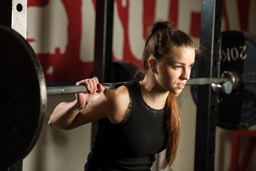 styrketräning på morgonen