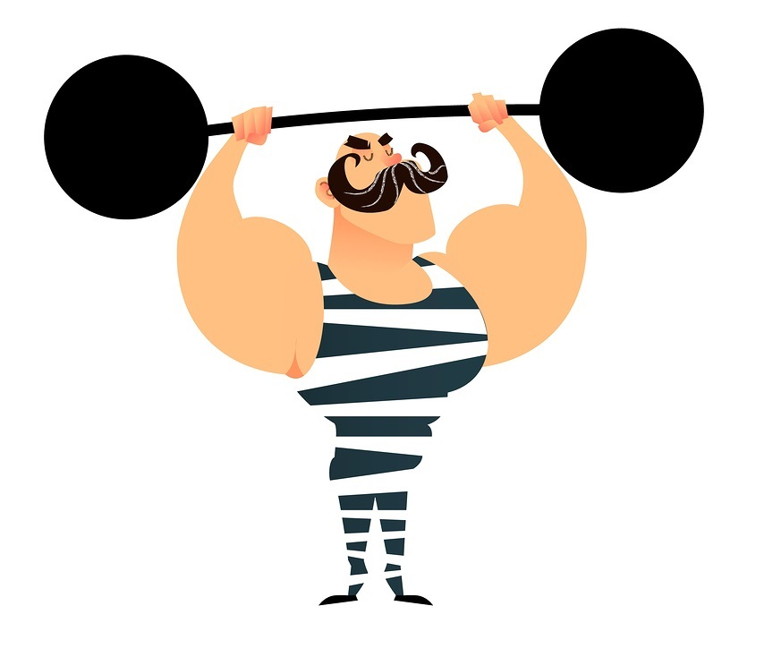 optimal träningsfrekvens för styrka