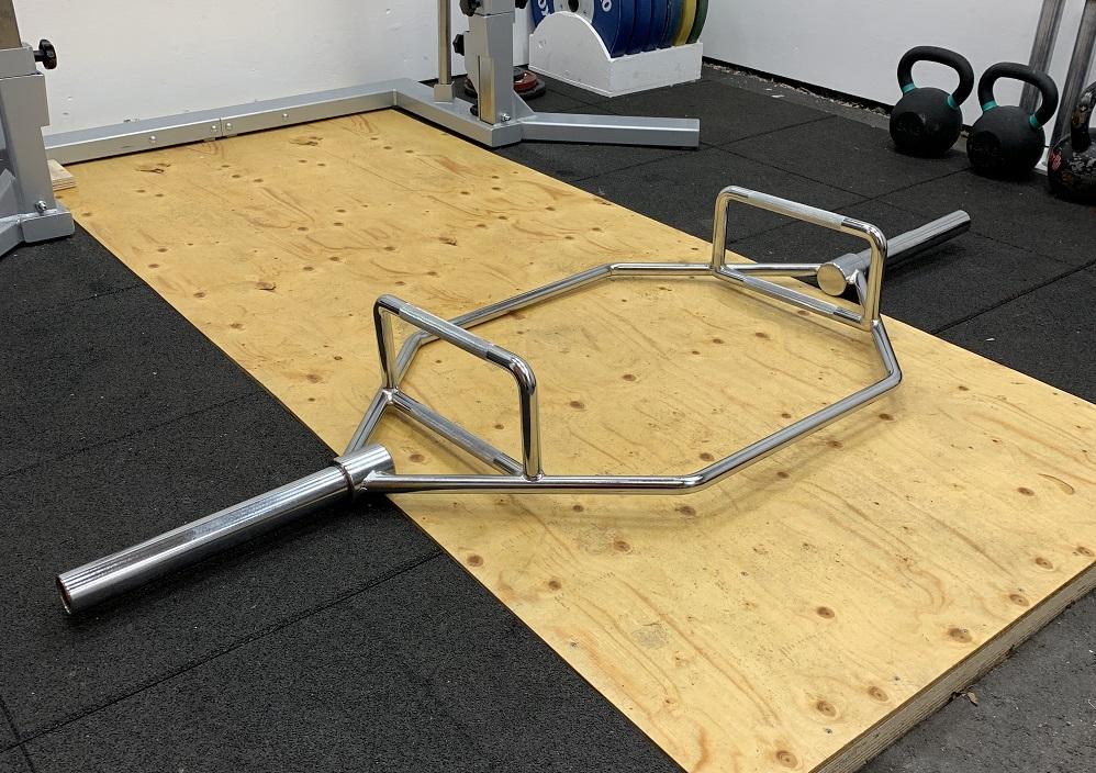 Trapbar från gymkompaniet
